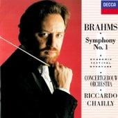 Brahms: Symphony No. 1; Academic Festival Overture by Royal Concertgebouw Orchestra