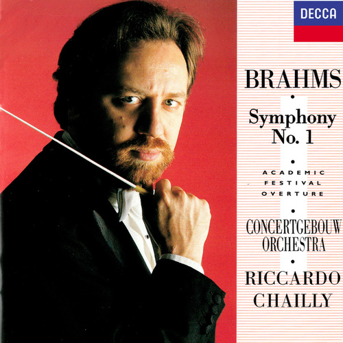 Brahms: Symphony No. 1; Academic Festival Overture by Royal Concertgebouw Orchestra
