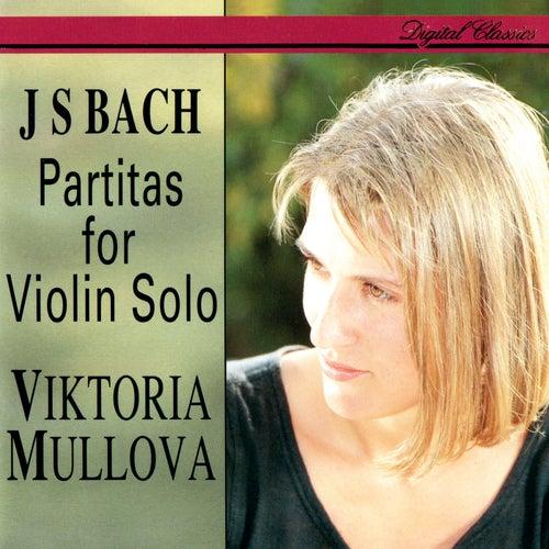 Bach, J.S.: Partitas Nos. 1 - 3 by Viktoria Mullova