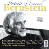 Portrait of Leonard Bernstein von Koninklijke Militaire Kapel