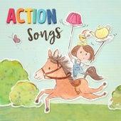 Action Songs de Nursery Rhymes 123