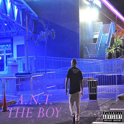 The Boy by Ant (comedy)