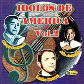 Idolos de América (Vol.2) by Various Artists