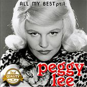 All my Best, Pt. 1 by Peggy Lee
