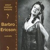 Great Swedish Singers - Barbro Ericson by Barbro Ericson