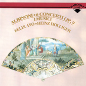 Albinoni: 6 Concerti from Op. 9 by Various Artists