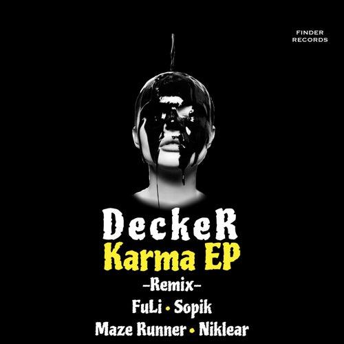 Karma EP by Decker