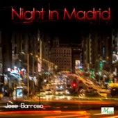 Night in Madrid by José Barroso