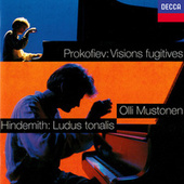 Prokofiev: Visions fugitives / Hindemith: Ludus Tonalis by Olli Mustonen
