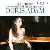 Impromptus & Moments musicaux de Doris Adam