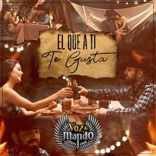 El Que a Ti Te Gusta by Voz De Mando