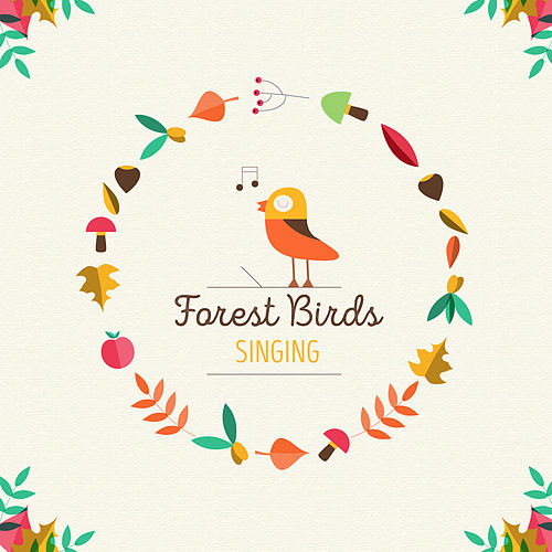 Forest Birds Singing by Bird Sounds