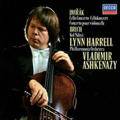 Dvorák: Cello Concerto / Bruch: Kol Nidrei de Vladimir Ashkenazy