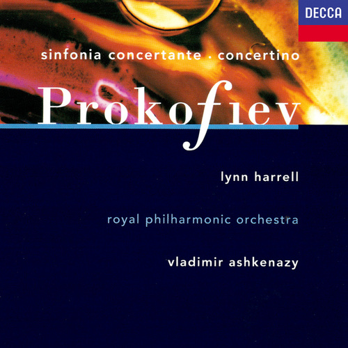 Prokofiev: Sinfonia Concertante; Cello Concertino by Vladimir Ashkenazy