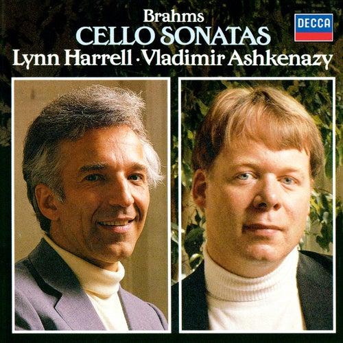 Brahms: Cello Sonatas Nos. 1 & 2 by Vladimir Ashkenazy