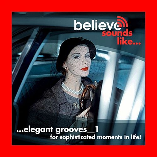 Believe Sounds Like...elegant Grooves_1 - for Sophisticated Moments In Life! by Various Artists