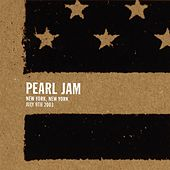 New York: July 9, 2003 by Pearl Jam