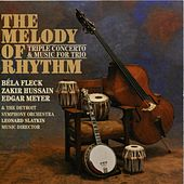 The Melody Of Rhythm de Béla Fleck