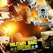 Military Barz Edition by Magadino The Chemist