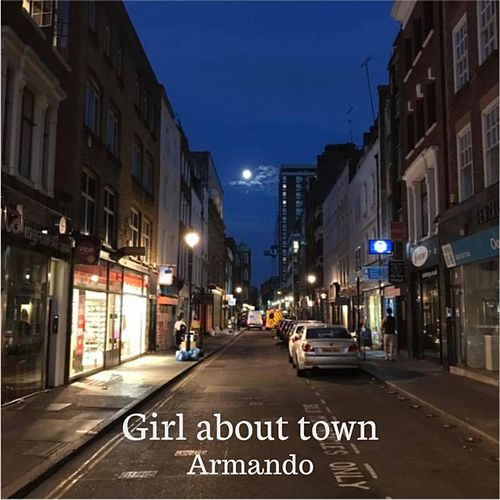 Girl about town by Armando