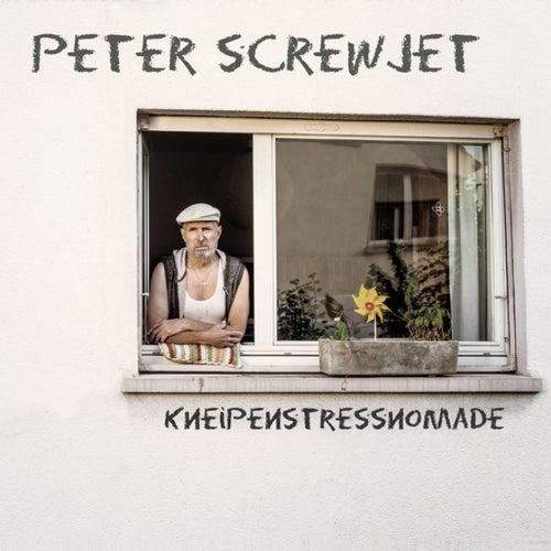 Kneipenstressnomade von Peter Screwjet