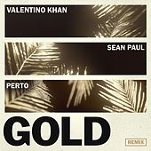 Gold (feat. Sean Paul) (Perto Remix) by Valentino Khan