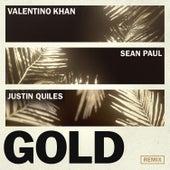 Gold (feat. Sean Paul) (Justin Quiles Remix) von Valentino Khan