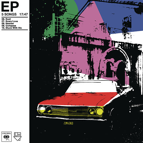 To Imagine - EP by The Neighbourhood