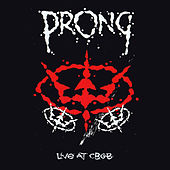 Live at CBGB EP by Prong