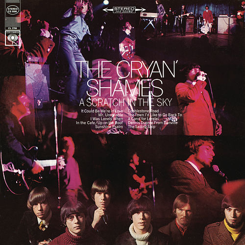 A Scratch in the Sky (Deluxe Expanded Mono Edition) by The Cryan Shames