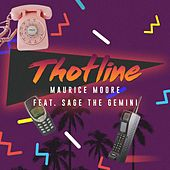 Thotline (Remix) [feat. Sage The Gemini] de Maurice Moore