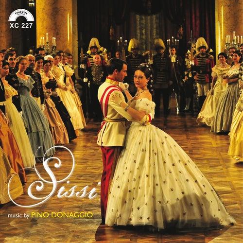 Sissi (Colonna sonora originale della fiction TV) by Pino Donaggio