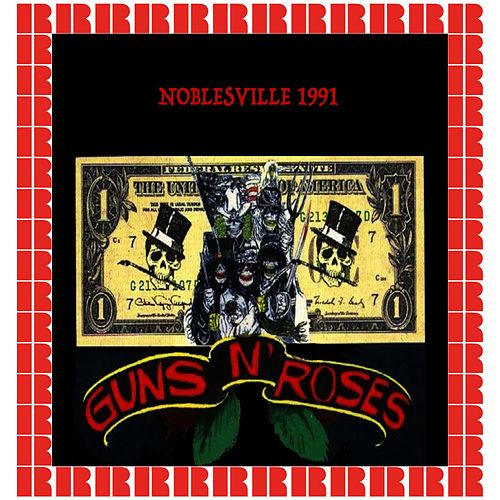 Deer Creek Music Center, Noblesville, USA, 1991/05/28 (Hd Remastered Edition) di Guns N' Roses