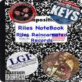 Riles Notebook by JTiggs