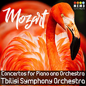Mozart: Concertos for Piano and Orchestra by Tbilisi Symphony Orchestra