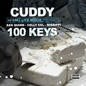 100 Keys (feat. San Quinn, Celly Cel & Missippi) by Cuddy
