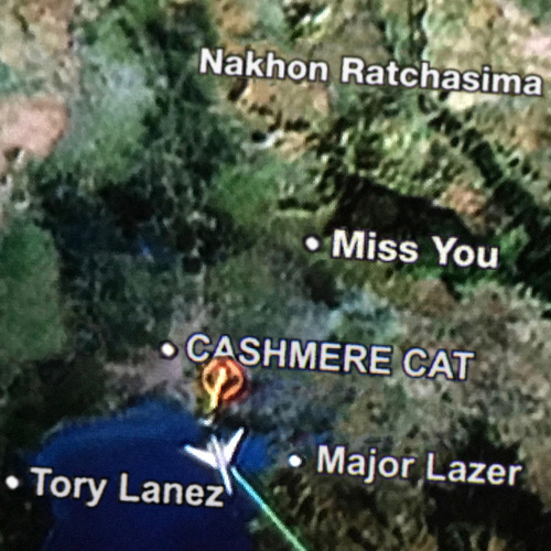 Miss You de Cashmere Cat, Major Lazer, Tory Lanez