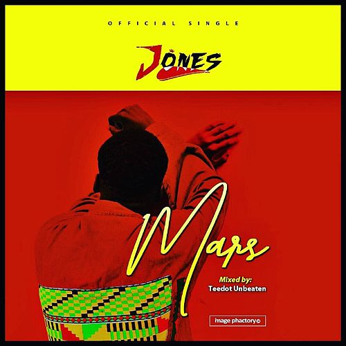 Mars by JONES