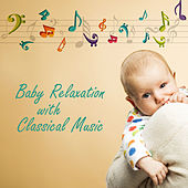 Baby Relaxation with Classical Music – Soft Sounds to Relax, Peaceful Piano Melodies, Music to Calm Down Baby by Peaceful Music Baby Club