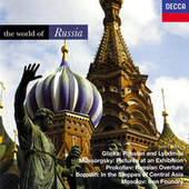 The World of Russia de Various Artists