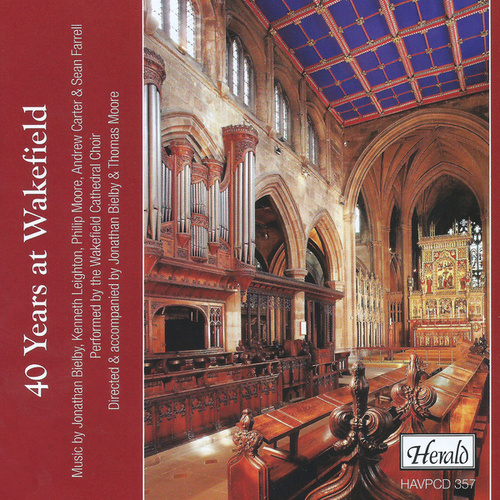 40 Years at Wakefield by Jonathan Bielby