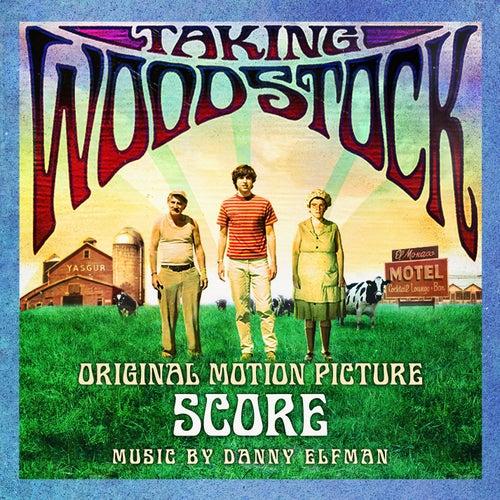 Taking Woodstock [Original Motion Picture Score] by Danny Elfman