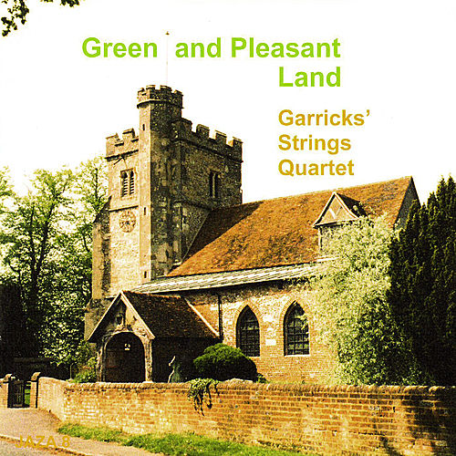Green and Pleasant Land by Michael Garrick