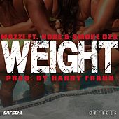 Weight (feat. N.O.R.E. & Smoke DZA) by Mazzi