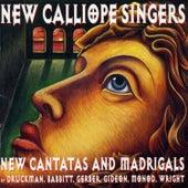New Cantatas and Madrigals de Various Artists