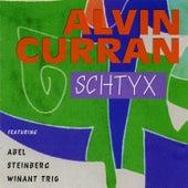 Alvin Curran: Schtyx by David Abel