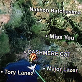 Miss You by Cashmere Cat, Major Lazer, Tory Lanez