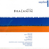 Bračanin: Concertos For Guitar, Violin And Clarinet by Various Artists