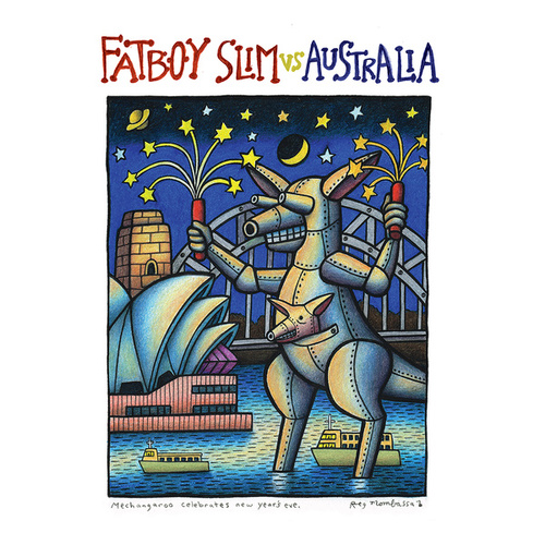 Fatboy Slim vs Australia by Fatboy Slim