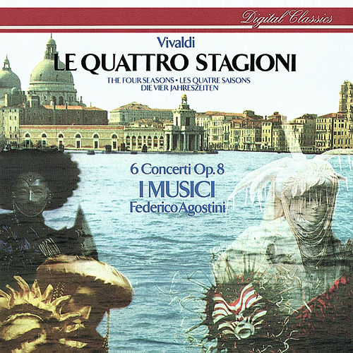 Vivaldi: The Four Seasons; La tempesta di mare; Il piacere by I Musici